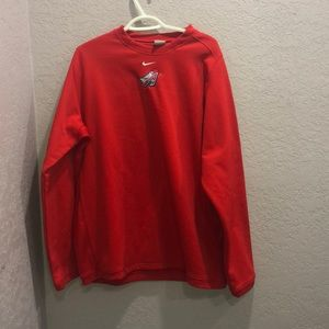 Xl men's Nike angels pullover